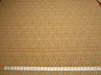 4 yards of circle medallion upholstery fabric