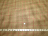 4 yards of houndstooth check upholstery fabric