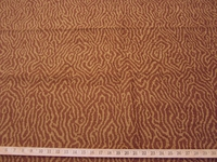 r7670e, 1.75 yd Rigby Brass Chenille Upholstery