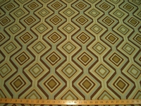 r7768, 2 yd Geometric Tapestry Upholstery