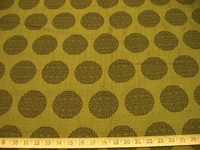 r7984, 1.1 yd Patterned Circles Upholstery