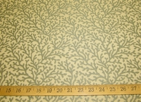 r8500, 1.8 yd Coral Theme Tapestry Upholstery