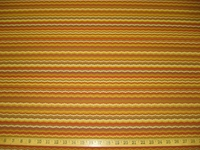 r8643, 3.4 yd Vibrant Aztec Stripe Upholstery