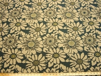 r8770, 4.5 yd Floral Upholstery