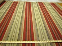 r9171b, 4 3/4 yds Rocco Textured Stripe Upholstery