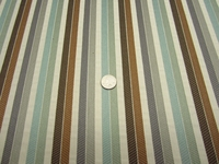 r9607, 4 yards of Flynn multi stripe upholstery fabric