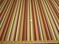 r9609, 4 5/8 yards of stripe jacquard upholstery fabric