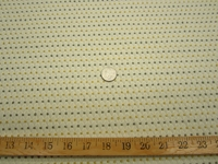 r9638, 1 1/2 yards of textured diamond upholstery fabric