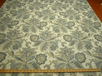 r9648b, 3 1/8 yds Floral Tapestry Upholstery