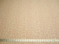 r9769, 1 3/4 yards of elegant vine patterned upholstery fabric