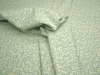 r9791, 3 1/8 yards of elegant vine patterned upholstery fabric