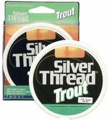 Silver Thread Trout Fishing Line