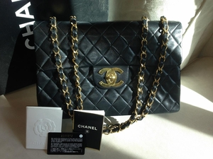 CHANEL 2.55 Jumbo Lambskin Leather Flap Limited edition bag
