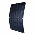 25 Watt Semi Flex Solar Panel By Nature Power For 12V Rechargeable Batteries