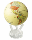 "4.5"" Antique MOVA Globe self rotating home and office decor"