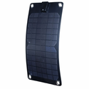 5 Watt Semi Flex Solar Panel By Nature Power For 12V Rechargeable Batteries