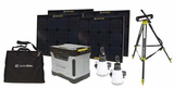 Camping Solar Power - Portable Solar Power