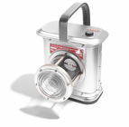 Canyon Lantern by Bare Bones Living - Rechargeable LED Portable Lantern and USB Charger