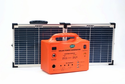Concept Green Solar Generator 12Ah - Solar Generator Kit for Portable Electronics & Mobile Devices