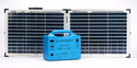 Concept Green Solar Generator 20Ah - Solar Generator Kit for Portable Electronics & Mobile Devices