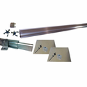 Direct Mount Racking System for 1060 Solar Generator Kit Solar Panels for Asphalt Shingle Roofs