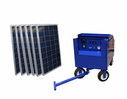 4000 Watt Solar Generator with 720 Watts of Solar Power for Homes and Off Grid