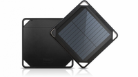 Eton Boost Solar Charger - Black, Portable Solar Charger for USB Powered Devices