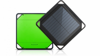 Eton Boost Solar Charger - Green, Solar Charger for Smartphones and USB Devices