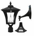 Weston Solar Light Plus Motion Sensor With Three Mounting Options