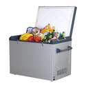 Grape Solar Glacier 2.75 Portable Fridge with 2.75 Cubic feet Internal Space