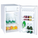 Grape Solar Glacier 3.7 Compact Fridge and Freeze with 3.7 Cubic feet Internal Space