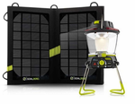 Goal Zero Lighthouse 250 Kit - Hand Crank Lantern with Solar Panel