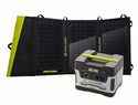 Goal Zero Yeti 400 Solar Generator Kit - Portable Solar Generator for Medium Appliances