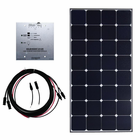 Grape Solar 100-Watt Deluxe Off-Grid Solar Kit for Homes, Cabins, Sheds, Boats and RVs