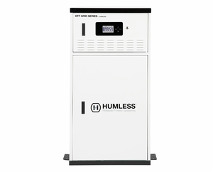 Humless Off-Grid Series 12 kWh Home Backup Battery Powered Generator