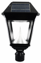 "Imperial II Solar Lantern - 3"" Single Fitter"