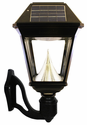 Imperial II Solar Lantern Wall Mounted