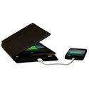KudoSol for iPad Air - Solar Charging iPad Case for Ipad Air