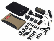 PowerGorilla Tactical Battery Pack Charger for Laptops, Phones & Small to Medium Sized Electronics