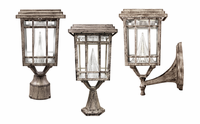 Prairie Solar Lamp - Solar Powered Light for Porches, Balconies and Decks