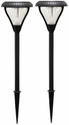 Premier Solar Pathway Lights - 2 Pack