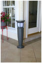 Premium Classic Solar Bollard Light By Yardbright