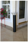 Premium Modern Solar Bollard Light By Yardbright