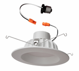 Retrofit LED Downlight For Kitchens, Bedrooms And Other Indoor Areas