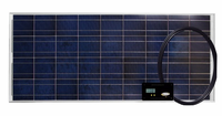 RV Solar System - 80 Watt Remote Power System