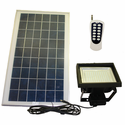SGG-F156-3T SMD LED Solar Flood Light With Remote Control and Timer