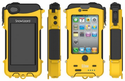 Snow Lizard SLXtreme 4 - iPhone 4 & iPhone 4s Solar Case Charger - Waterproof and Rugged