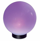 Smart Solar Magic Globe Light - decorative solar light that can float on water