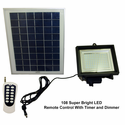 SGG-F108-3T - 108 SMD LED Solar Flood Light With Remote Control