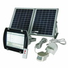 SMD LED - 156 LED Solar Flood Light With Remote Control
